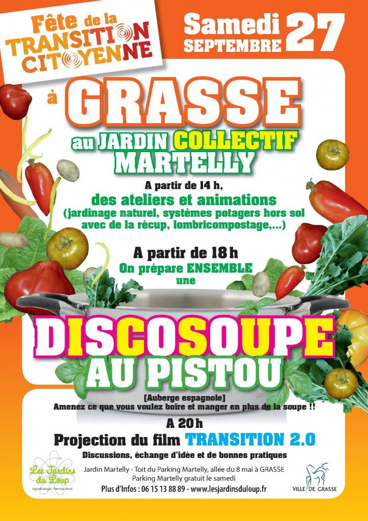 Disco soupe et transition à Martelly