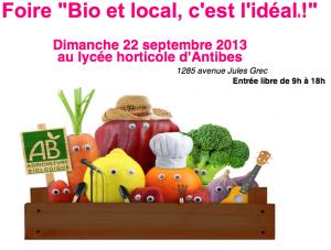Bio et Local c'est Ideal !