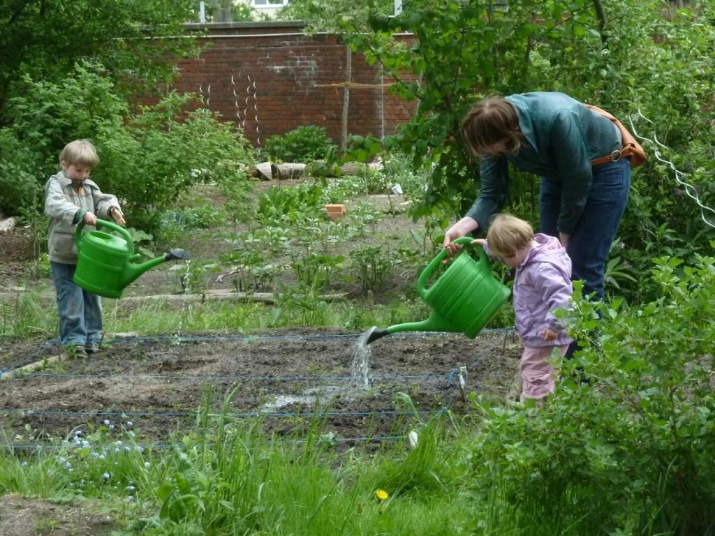 Le jardinage, un super outil pédagogique !